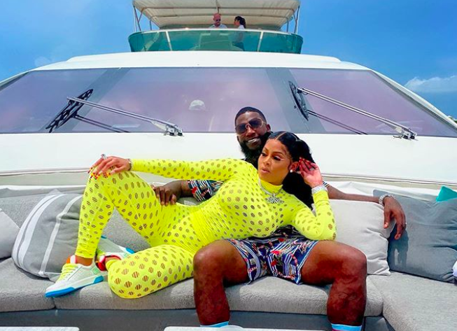 Keyshia Ka'Oir Pregnant! Expecting First Child With Gucci Mane | Jay Blessed