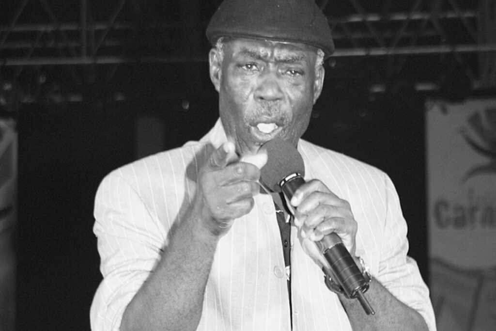 Antigua & Barbuda's Calypso giant, Sir Rupert 'King Swallow' Philo dead at 78. He died on September 11th of kidney disease.