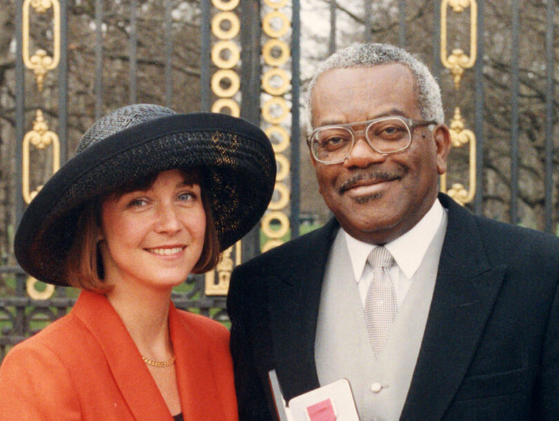 sir trevor mcdonald files for divorce after 34 years